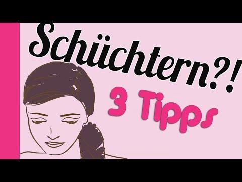 Schüchternheit überwinden 😎 / weniger schüchtern ! / 3 Tipps für starke Mädchen