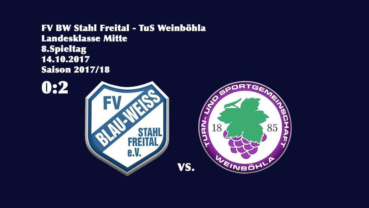 FV Blau-Weiss Stahl Freital - Home