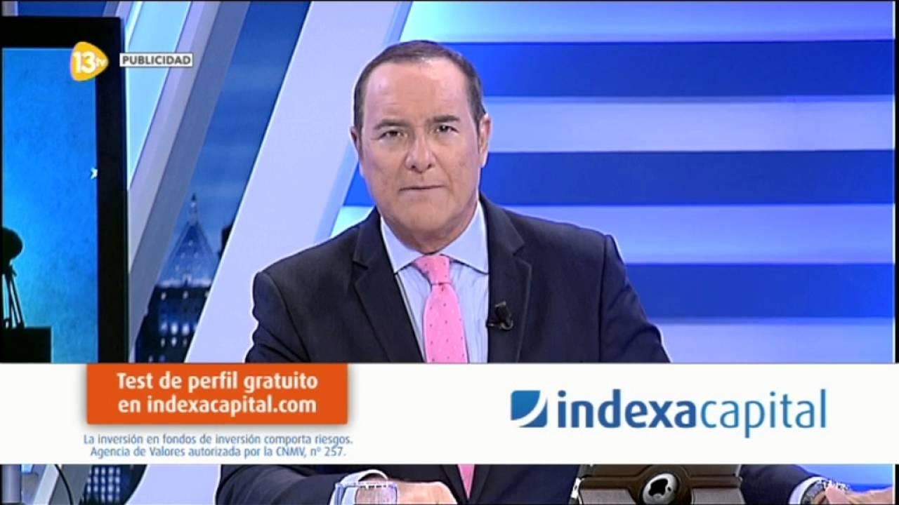 publicidad de indexa en 13tv