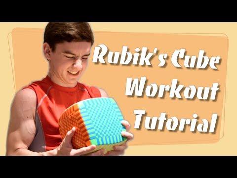 Rubik's Cube Workout Tutorial! thumbnail