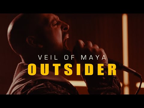 VEIL OF MAYA - Outsider (Official Music Video)