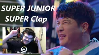SUPER JUNIOR 슈퍼주니어 'SUPER Clap' MV Reaction