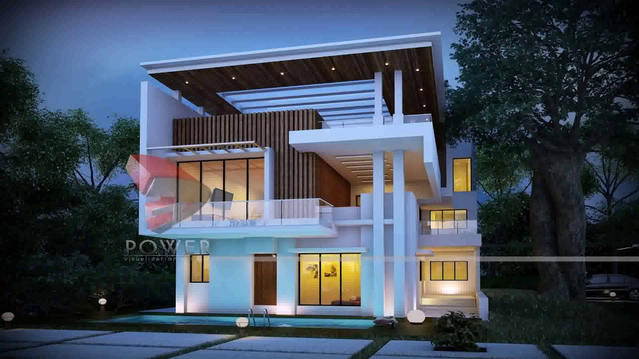 Modern House In Dubai Youtube
