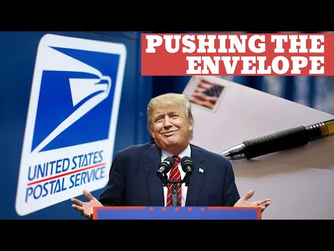 Trump Vs. The Post Office, The USPS/Postal Service Struggles, Explained