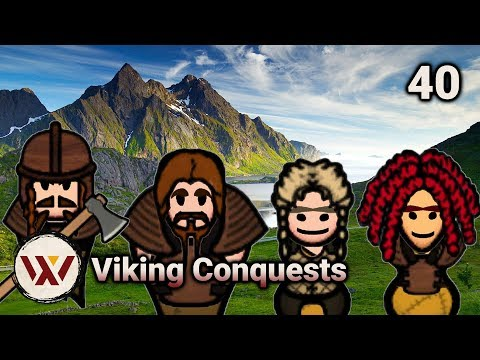 Chat and Recruit! #40 Viking Conquests - Rimworld No-Pause Extreme Gameplay Challenge! Alpha 17