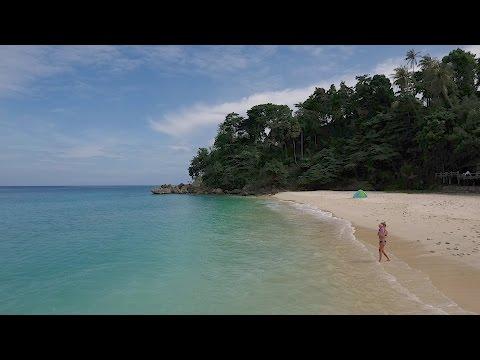 INDONESIAN PRIVATE BEACH!