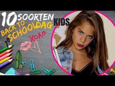 10 Soorten Leerlingen Eerste Schooldag | Emma Keuven