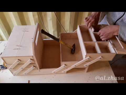 Сделать ящик для инструментов самому