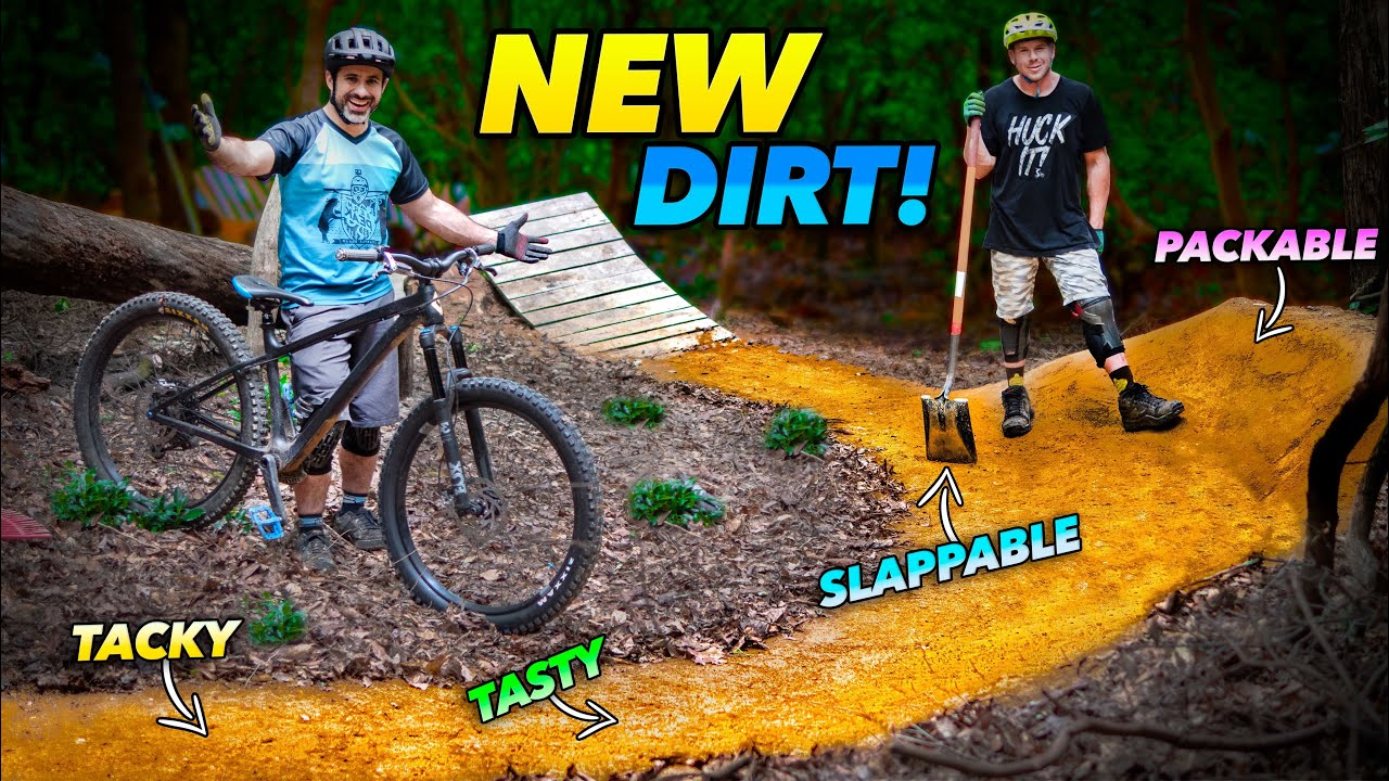 Download Dirt Transplant! Giving my backyard slopestyle course a makeover