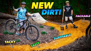 Dirt Transplant! Giving my backyard slopestyle course a makeover