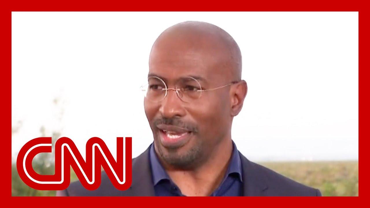 CNN's Van Jones receives civility award from Amazon founder Jeff ...