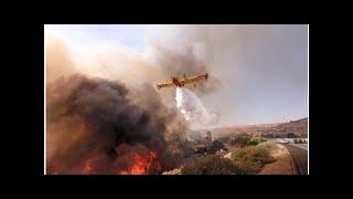 Den dødeligste brannen i California: