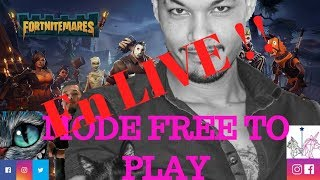 FREE TO PLAY MODE 👨 💻!!! Join my Community Cats 😎 🕰FORTNITE Season 6🕰