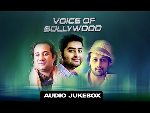 Soulful Songs of Rahat, Arijit & Atif  Audio Jukebox  Bollywood Superhit Songs
