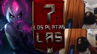 La Evelynn de una partida paralela Los Platas en LAS 7