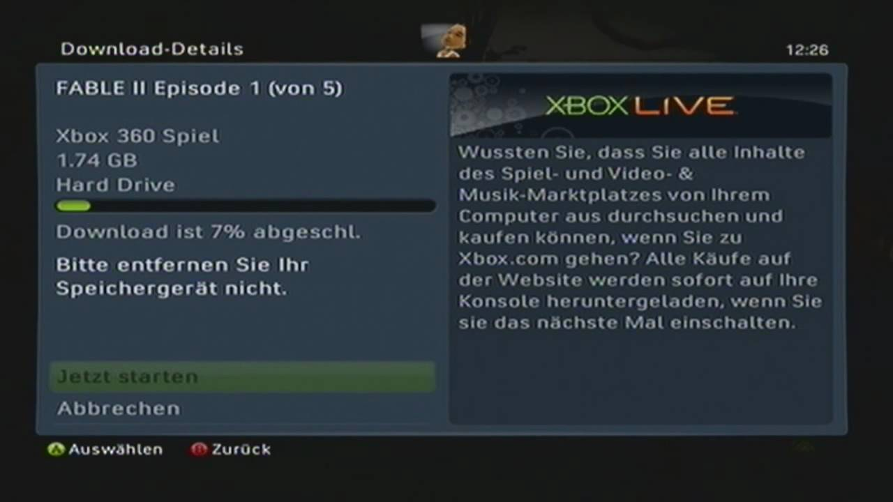 Fable 2 - Free Download x360