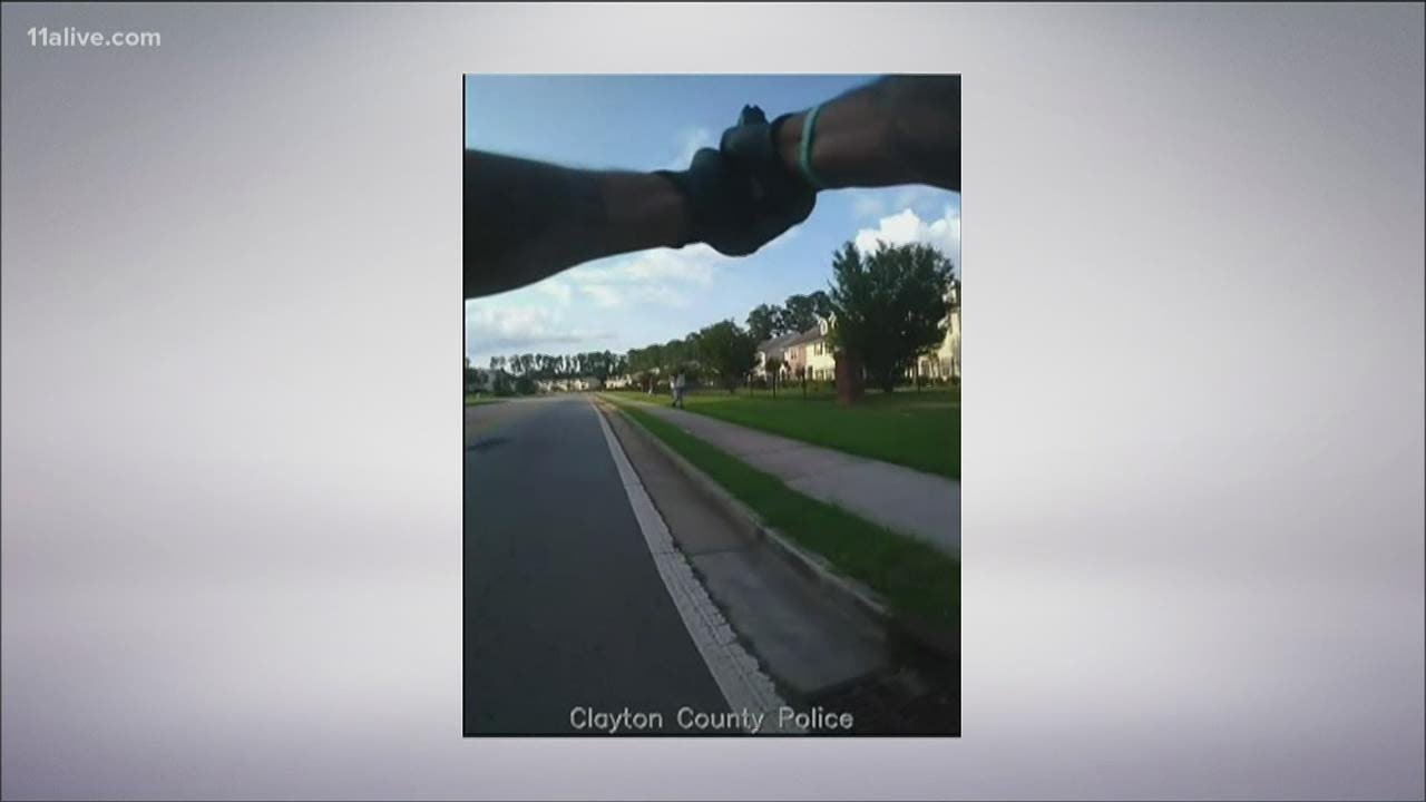 Community outraged after   Clayton County officer pulls gun on teens during stop