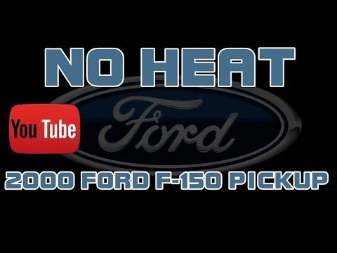 2000 Ford F 150 Pickup 4 2 No Heat Youtube