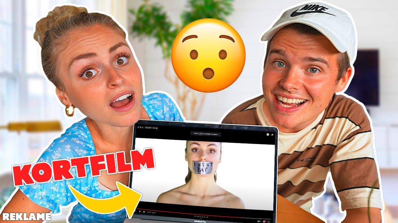 VI REAGERER PÅ MIN MEST SETE VIDEO PÅ YOUTUBE!