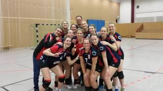 TSVTM-Volleyball: Aufstieg der 1. Damen-Mannschaft, Saison 2016/17