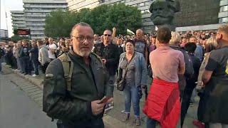 Gewalt in Chemnitz: Krawalle von Rechtsextremisten