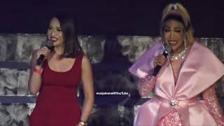 Anton Diva at Vice Ganda Naging Emosyonal Sa Concert (Shine) [The Songbird & The Song horse Concert]