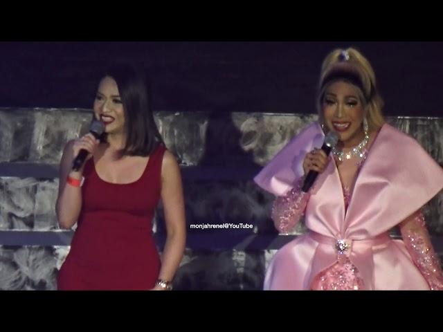 Anton Diva at Vice Ganda Naging Emosyonal Sa Concert (Shine) [The Songbird & The Song horse Concert]