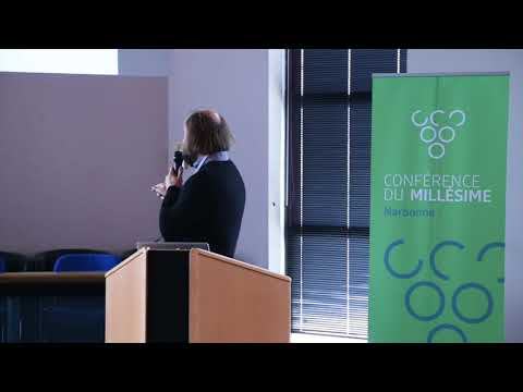 2015 Narbonne Conference du Millesime - Innovation Varietale Loic le Cunff