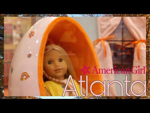 American Girl Place Atlanta Walkthrough