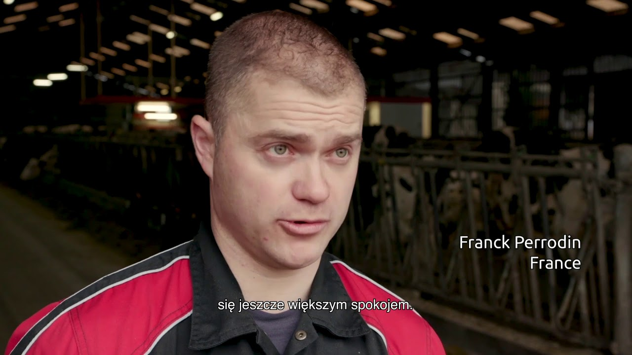 Film kompilacyjny – Lely Astronaut A5 pilot customers – PL