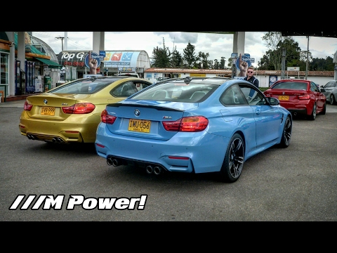 BMW M Power Colombia | M1, 1M, M3, M4, M5, M6, X5M & X6M
