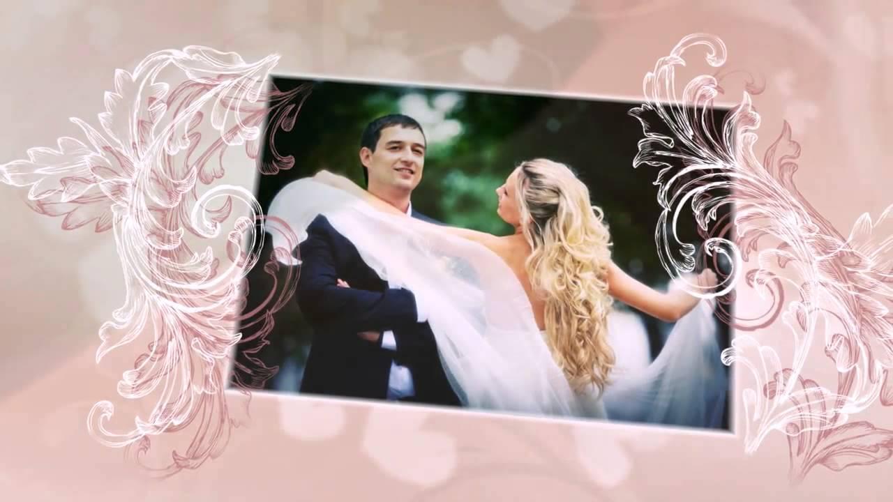 wedding slideshow ideas: wedding photo album - youtube, Presentation templates