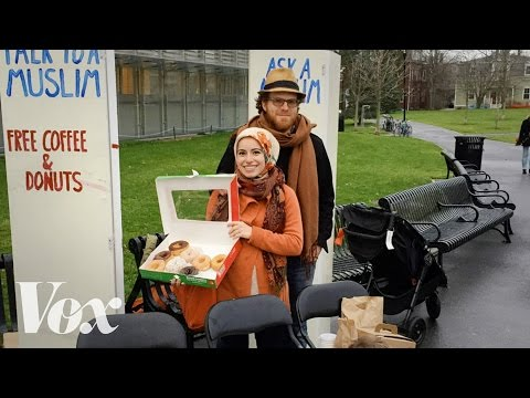 After San Bernardino, this couple fought Islamophobia with doughnuts and conversation