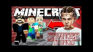 SSundee - Minecraft  STRANGER THINGS KILLER RUN   MODDED MINI GAME!