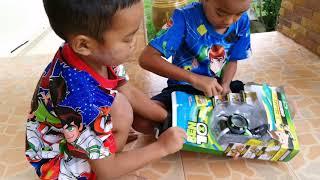 กังฟู กาฟิว รีวิวนาฬิกาเบนเทน  | BEN10 Toys