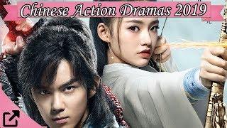 Top 25 Chinese Action Dramas 2019