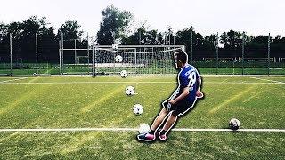 CROSSBAR Fussball CHALLENGE 🔥😱