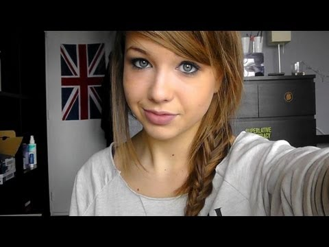 tutoriel coiffure n 10 la tresse pi de bl youtube. Black Bedroom Furniture Sets. Home Design Ideas