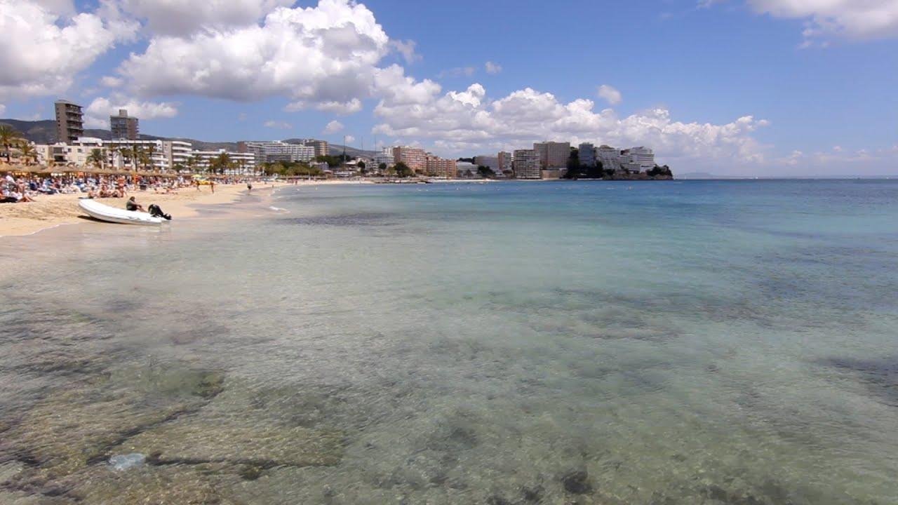 Mallorca magaluf hotel hsm atlantic park beach for Designhotel mallorca strand