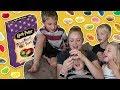 GROSS! Kids Try Bertie Bott's Every Flavor Beans!