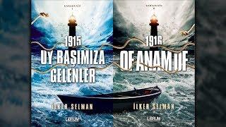 İlker Selman / Karadeniz I-II /  Kitap Tanıtımı