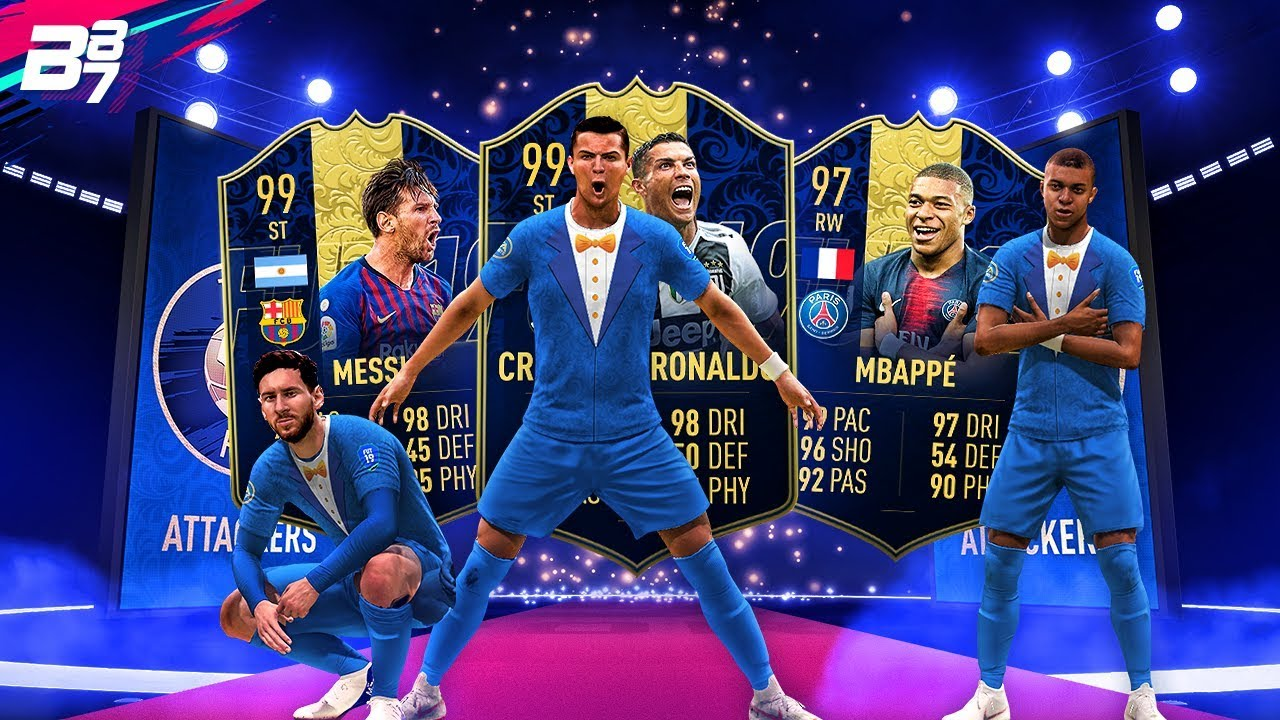 FIFA 19 Team of the Year Pack Odds are About the Same as
