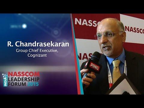 R Chandrasekaran, Group Chief Executive, Cognizant