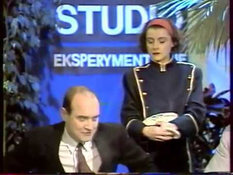 Kabaret Olgi Lipińskiej 1991 10 Studio eksperymentalne
