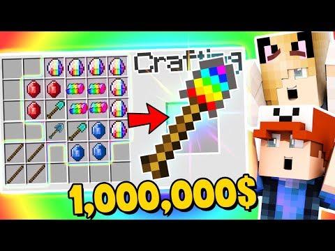 JAK ZROBI TCZOW OPAT ZA 1,000,000$ (Minecraft 1.13 Crafting) | Vito i Bella