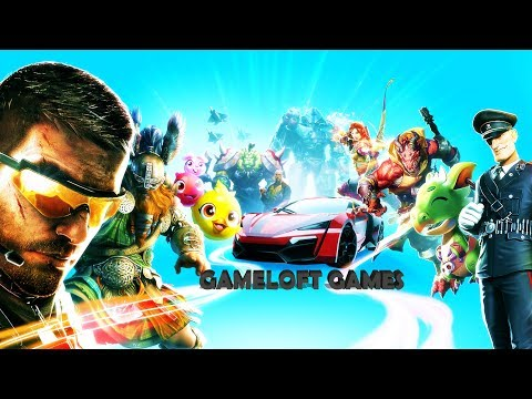🎮Top 17 Offline-Online Console Quality Games Android-IOS By GAMELOFT PART 2 2017🎮