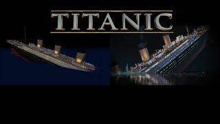 Affondamento Titanic (CON ROBLOX) | Titanic Sinking (WITH ROBLOX)
