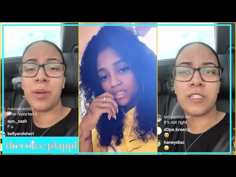 Domo Wilson M@D after Crissy Spoke on her son & Crissy GOES OFF after her video was removed