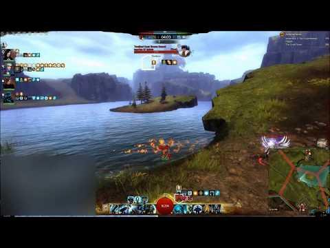 Guild Wars 2 WvW   [team]   One Shot Guard Roaming Vol. 3 (build in description!)
