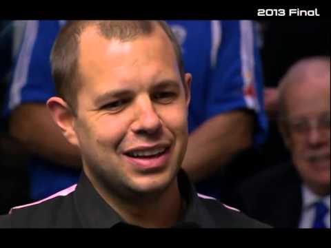 2013 World Snooker Championship Final